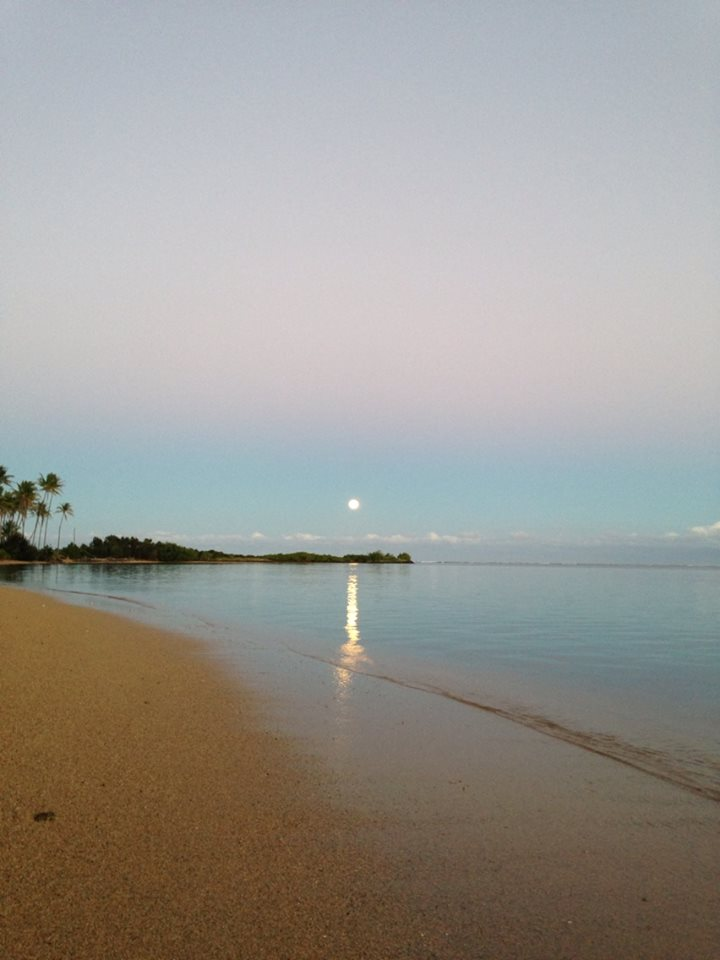 moonrise, hawaii spiritual retreat,