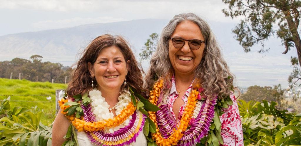 Lucia Maya, Zelie Duvauchelle, healing retreats, Hawaii retreats, Hawaii healing retreats,
