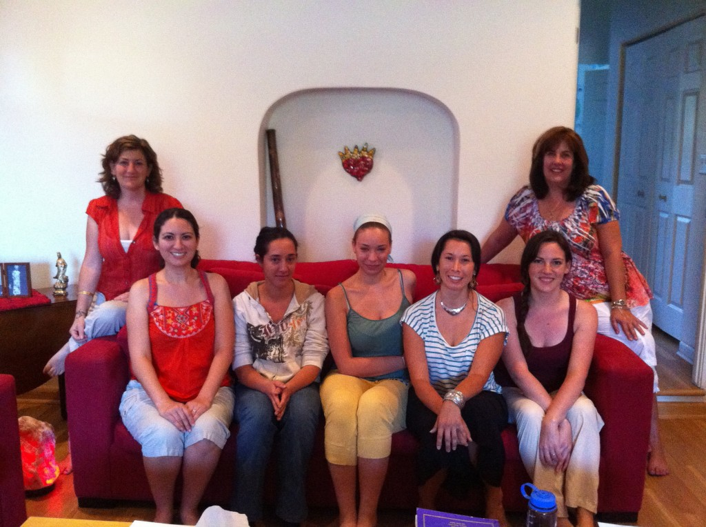 Reiki Class photos, Reiki One, Tucson, Arizona