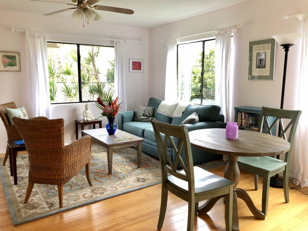 Maui cottage, vacation rental, Maui, Hawaii, airbnb, VRBO,