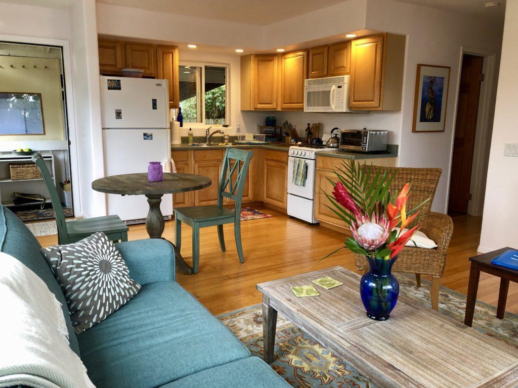 cottage Maui, Hawaii, vacation rental, Maui, Airbnb, VRBO,